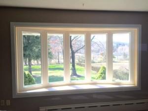 5-Lite Bow Window