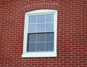 6-Lite Double Hung Window