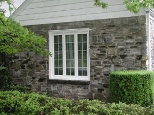 3-lite Casement Window